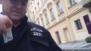 Můj pokus o uplacení Městské policie