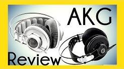 AKG Q701 und K701 Review Viel Sound mit wenig Bass