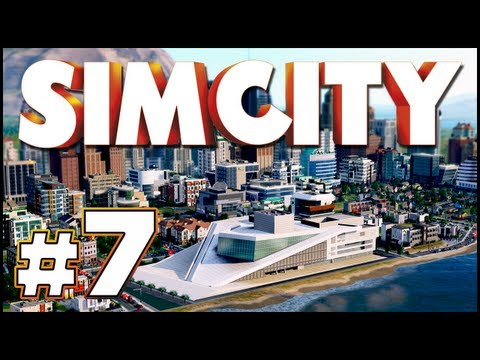 SimCity: Ep 7 - Casino City is Founded!