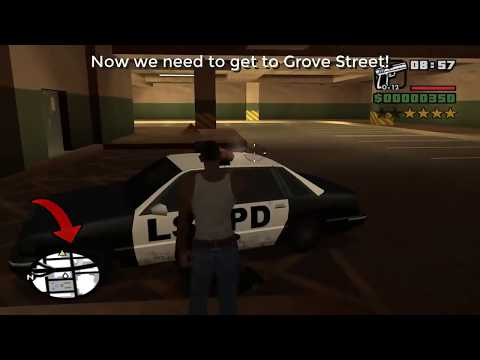 Langsung Tamat!!!... Ini Yang Terjadi Jika Kita Membunuh Tenpenny Di Awal Game - GTA San Andreas