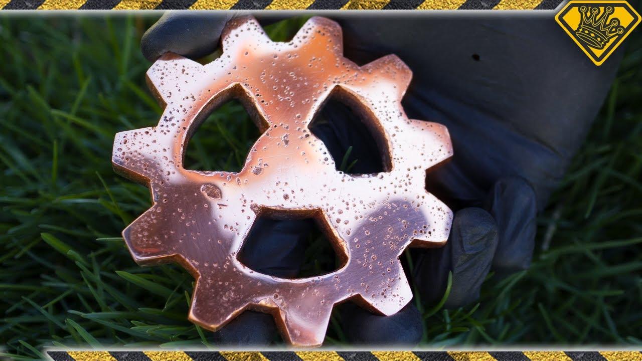 Shiny Copper Gear