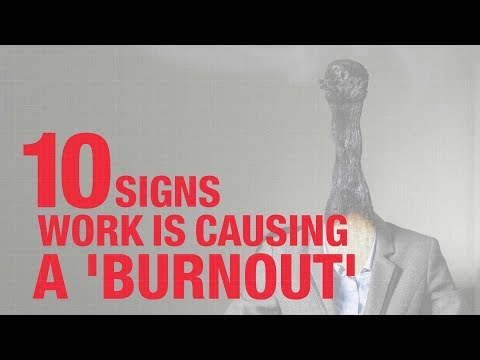 Job Burnout Signs and symptoms Are You Currently Working Way Too Hard