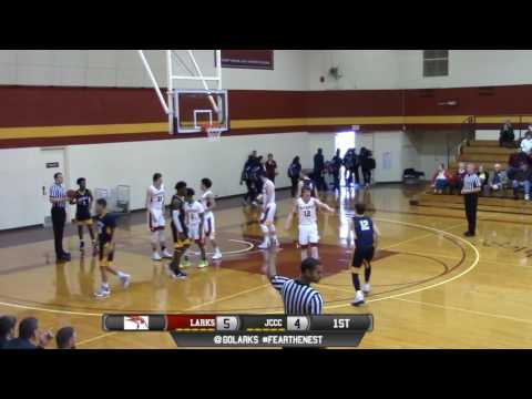 Men's Basketball vs. Johnson County Community College