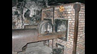 Crematorium at Auschwitz-Birkenau HD קרמטוריום באושוויץ