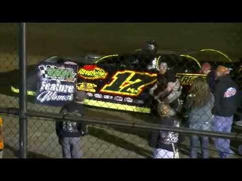 RUSH Crate Late Model Feature | McKean County Raceway | 5-31-14
