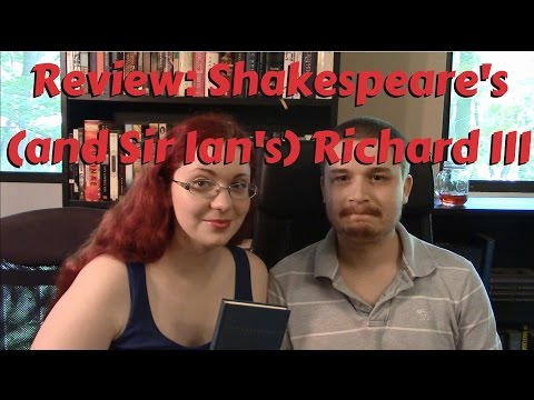 Review | Shakespeare's (and Ian McKellan's) Richard III (with David!)