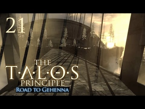 The Talos Principle: Road to Gehenna - 21 - Jerusalem