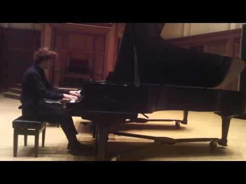 Brahms Rhapsody Op. 79/1