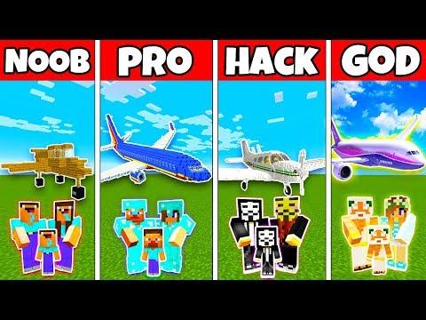 Minecraft: FAMILY PLANE