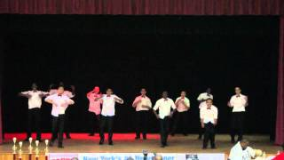 Organized Chaos Step Team Youth Step USA - 2013 Black History Month Step Show Classic NYC