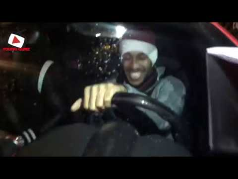Pierre-Emerick Aubameyang Leaves The Emirates Stadium | 💥AFTV Young Gunz💥