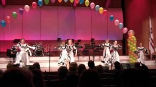 Танцевальная группа ЧИПОЛЛИНО. Видео 6.(Испанский танец. Конкурс ШАНС МОЛОДЫМ. Большая гильдия. Рига 20.11.2010., 2011-02-12T09:45:33.000Z)