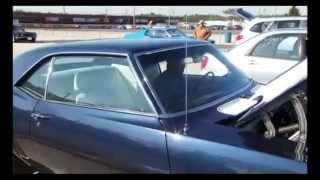 Повелитель авто: Chevrolet Camaro Z28 1969