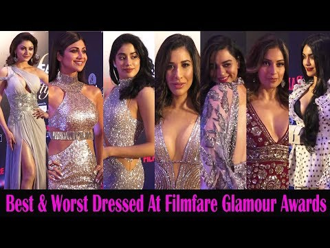 Bollywood Celebs Best & Worst Dressed At Filmfare Glamour and Style Awards 2019 Mp3