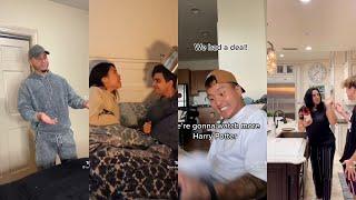 Ultimate Couple Pranks \u0026 Goals 😮 😂 || Tik Tok Compilation 2021 || TikTok Couple Pranks #33