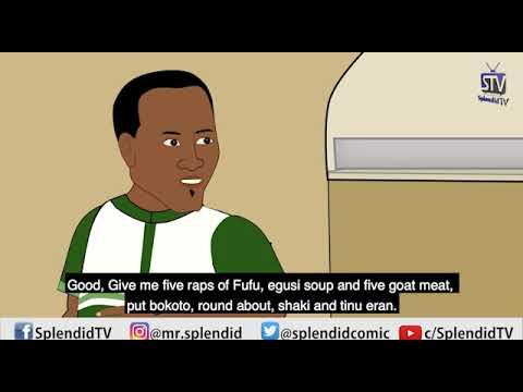 MAMA BOMBOY AND THE BUSINESS MAN (Splendid TV) (Splendid Cartoon)