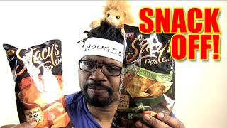Dre's Bougie Snackoff - Stacys Pita Chips