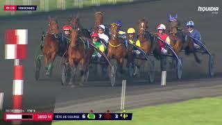 Vidéo de la course PMU PRIX ROBERT AUVRAY