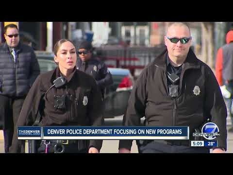 Denver Police Department Focusing On New Programs