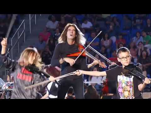 MUST-SEE TRAILER: Mark Wood Electrify Your Symphony Discovery Tour in San Antonio, TX