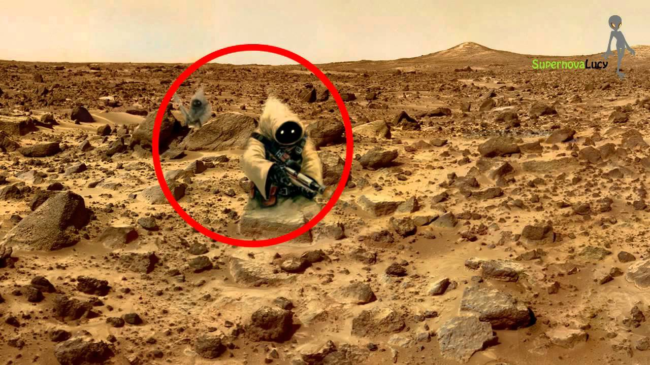 nasa pictures of life on mars - photo #8