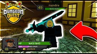 I BECAME THE BEST MAGE IN ROBLOX! DUNGEON QUEST WITH FRIENDS