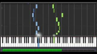 (How to Play) Christian Petzold - Minuet in G Minor on Piano (100%)