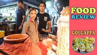 Street Food Of Pakistan   One Of The Best GolGappa - Panipuri Of karachi