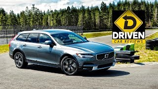 2017 Volvo V90 Cross Country T6 Car Review