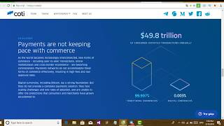 COTI ico review -  The best ico of 2018