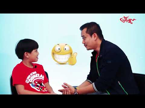 Kid Chat With Si Thu Maung