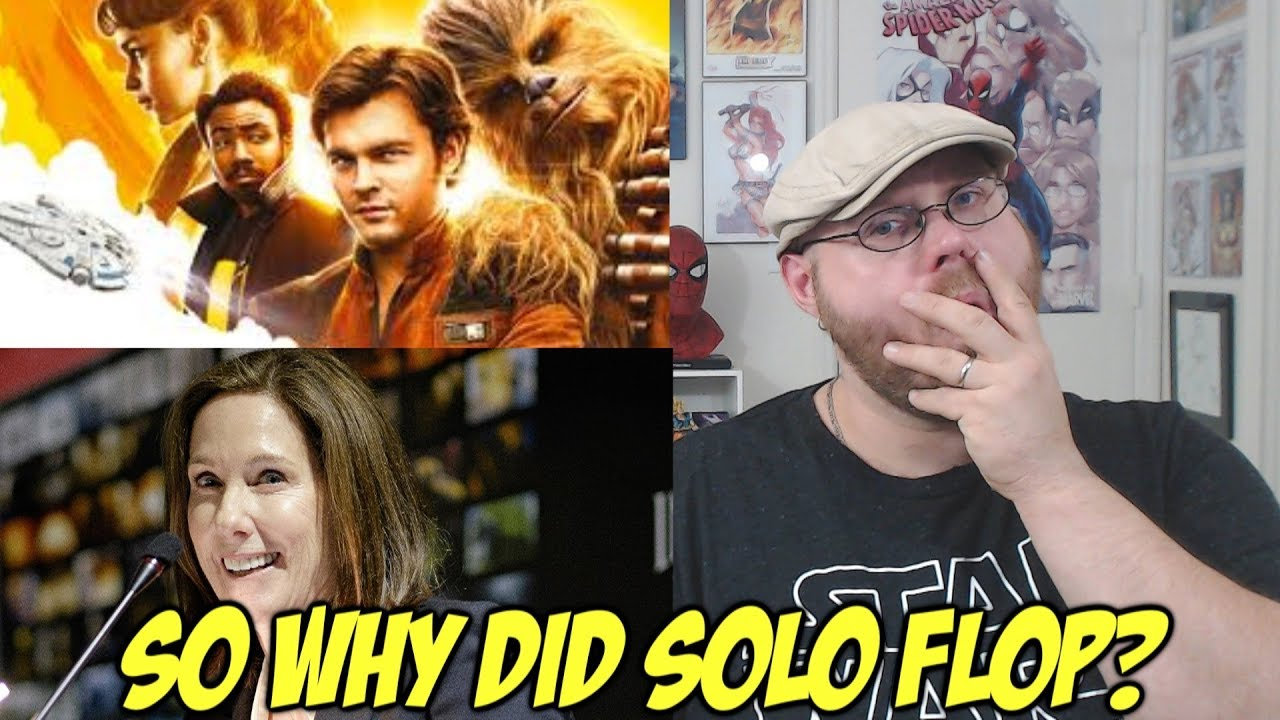 Why Did Solo: A Star Wars Story Flop?