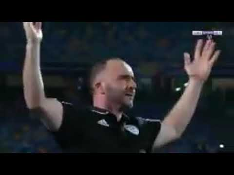 Le Reportage Du Bein Sporte A La Victoire Algerie Au Coup African