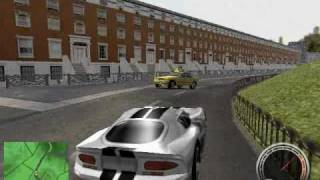 Test Drive 6 (PC) - Gameplay