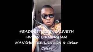 OLAMIDE (BADDO) TURN UP UK TOUR 2014 ! ! ! !