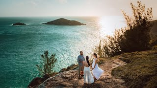 Elopement Wedding Isa & Mari - Arraial do Cabo, RJ