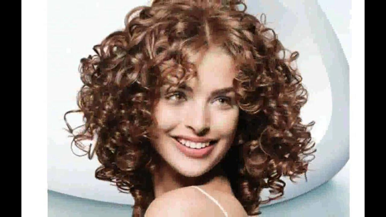 химия на тонкие волосы средней длины фото