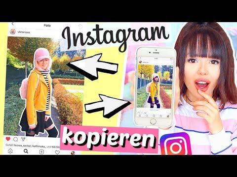 Sie KOPIERT meine Instagram Fotos 😡📸 | ViktoriaSarina