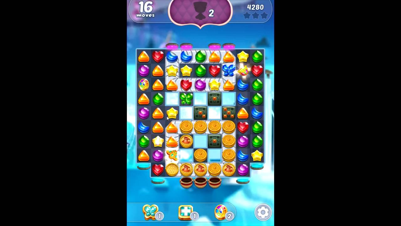 Genies & Gems level 177 NO BOOSTERS