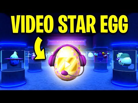 How To Get VIDEO STAR EGG! (SOON - Roblox Egg Hunt 2019) | Jailbreak, Video Star Egg Launcher, Leaks