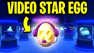 How To Get VIDEO STAR EGG! (SOON - Roblox Egg Hunt 2019) | Jailbreak, Video Star Egg Launcher, Leaks