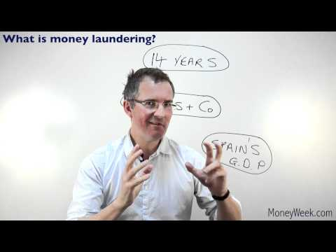 Видео Thesis money laundering