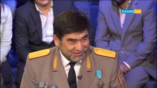«Сенбілік кездесу». Бекболат Тілеуханов