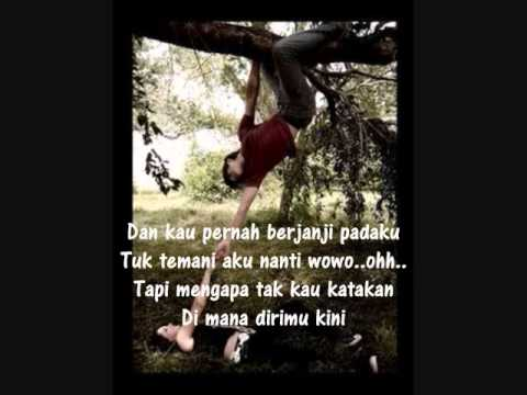 Adinda - Wali Band (Lyric)