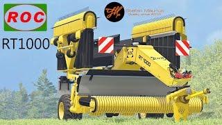 Farming Simulator 15 Presentazione ROC RT 1000 By Stefan Maurus