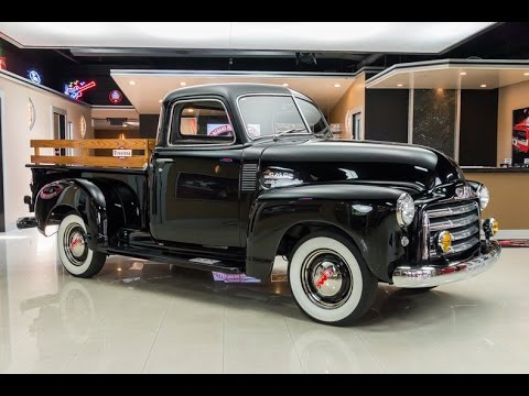 1950 gmc pickup for sale youtube. Black Bedroom Furniture Sets. Home Design Ideas