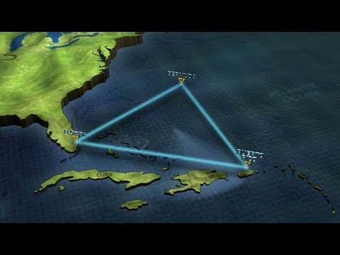 10 Disappearances In the Bermuda Triangle || Pastimers