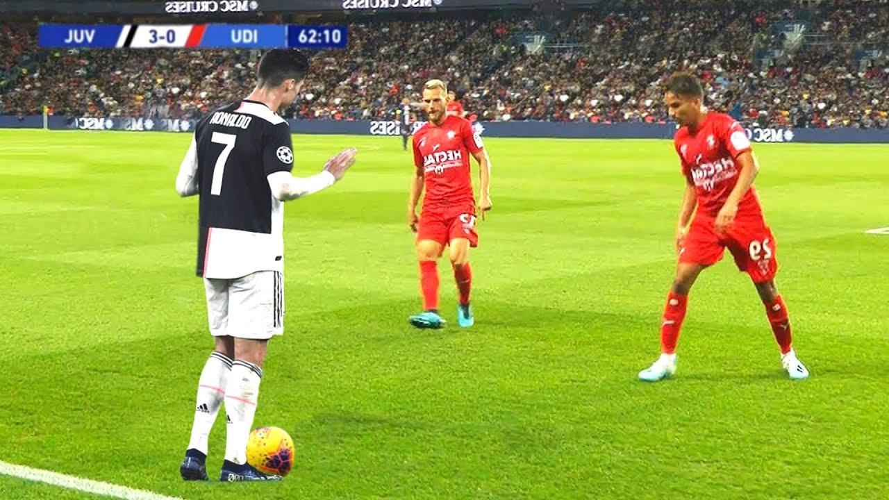 Download C.Ronaldo 5 Performances That Made Juventus Fans CRAZY |HD|