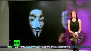 Unity Through Anonymity: Happy Guy Fawkes Day!