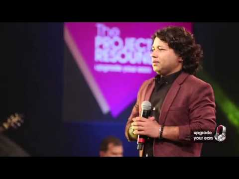 Albelia by Kailash Kher live at Sony Project Resound Concert